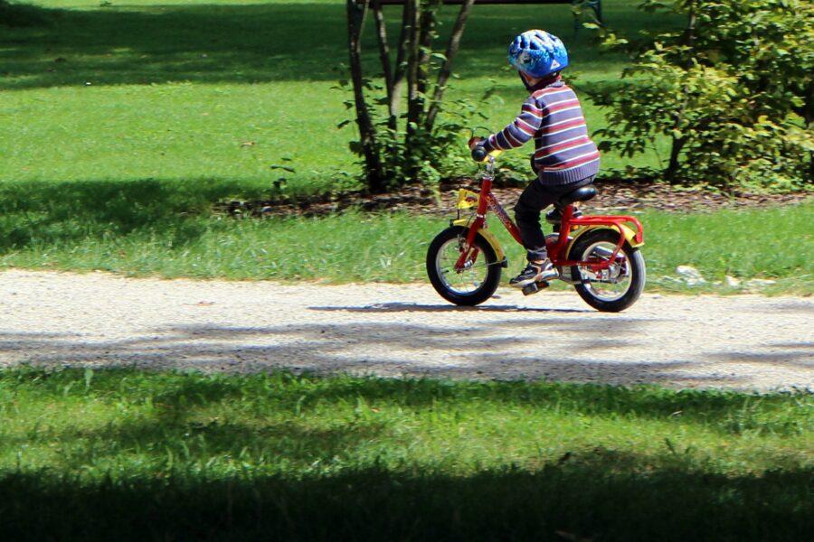 praksija bicikla