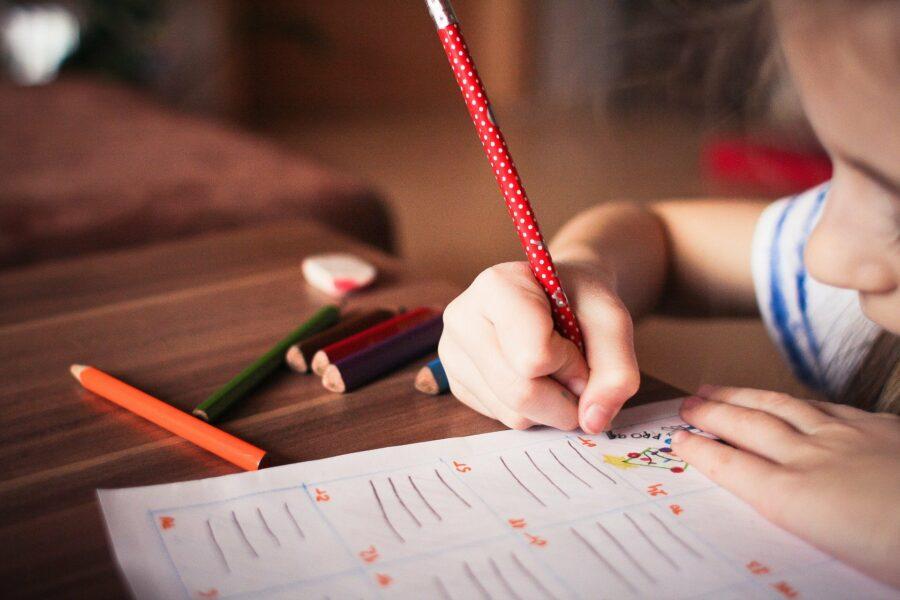 aktivnost pisanja